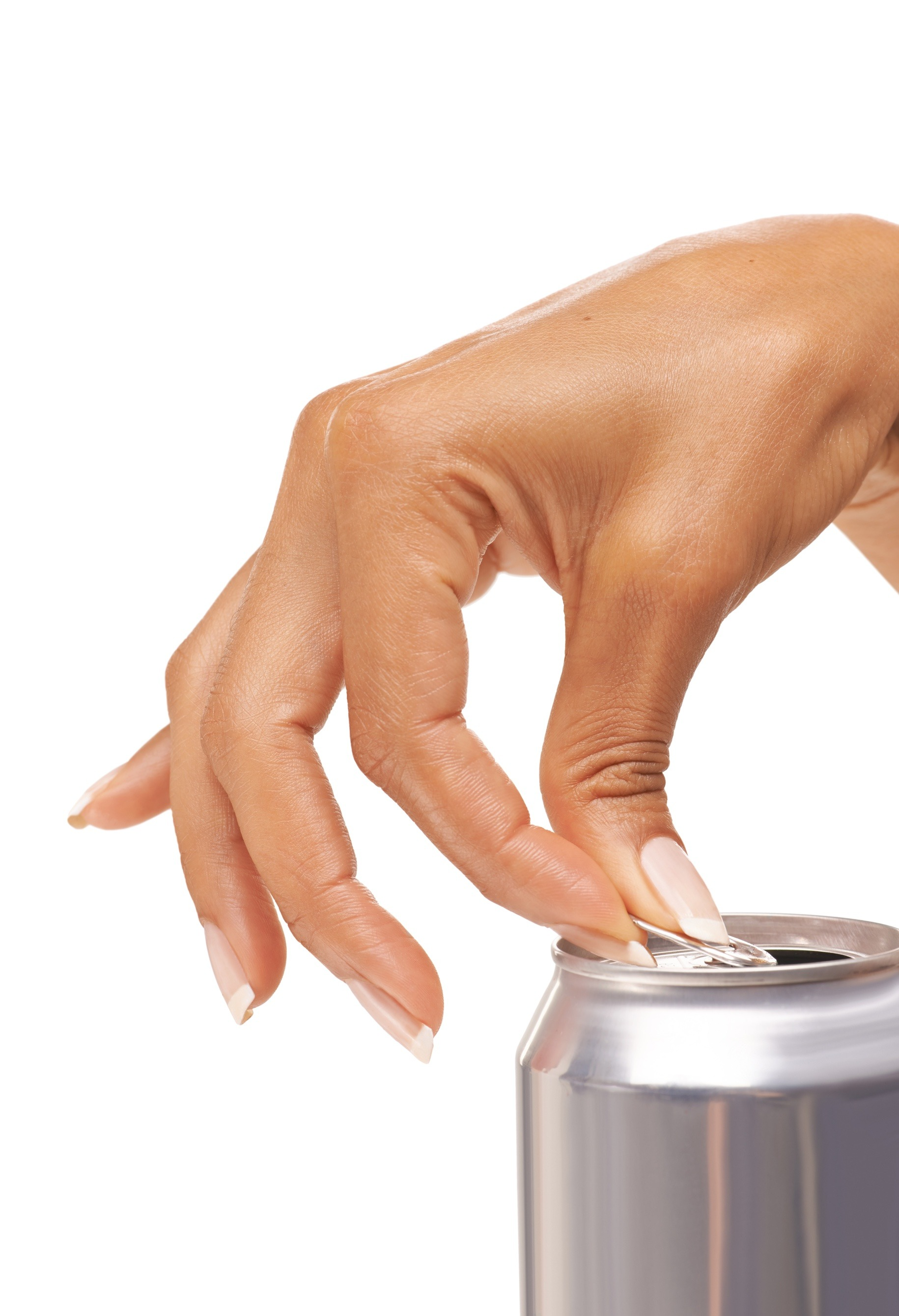There's nothing quite like the sound of opening a soda can