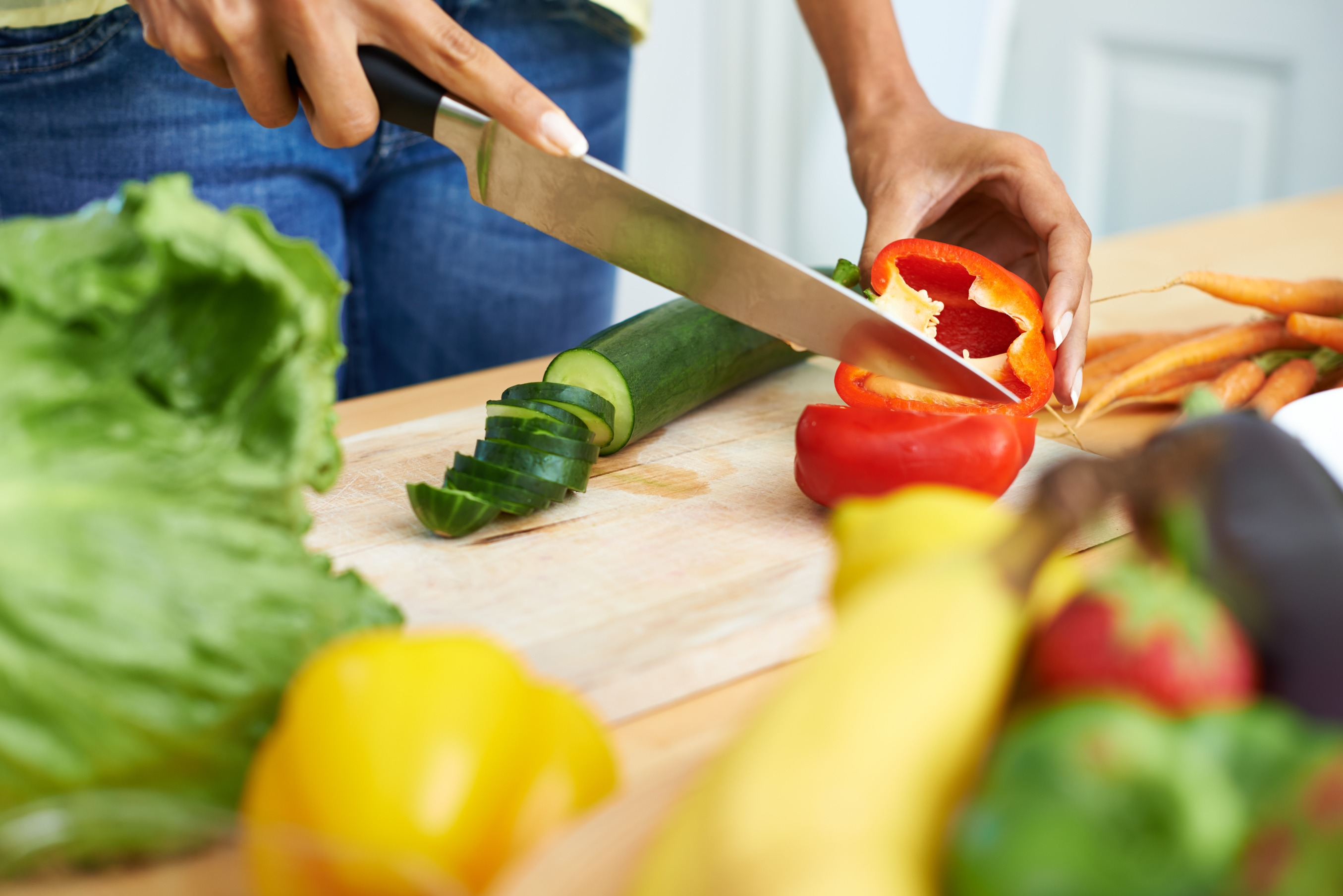 Only the freshest ingredients