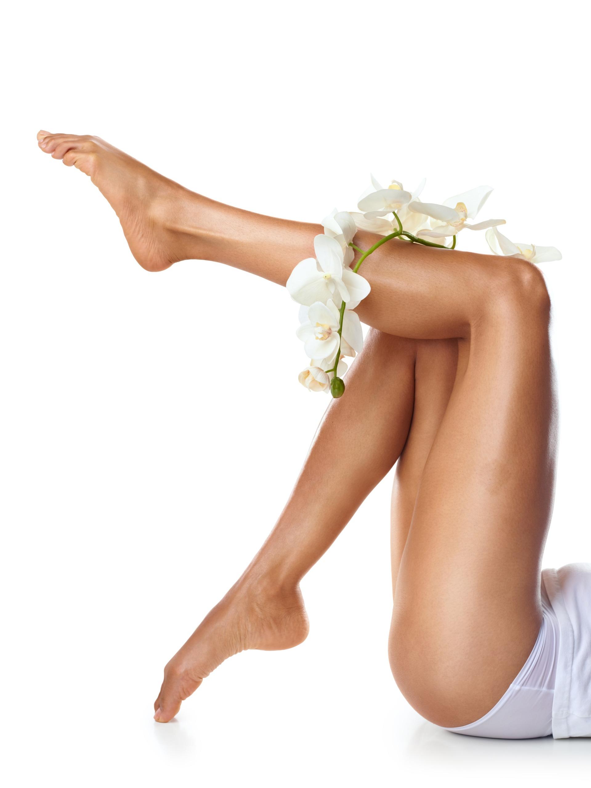 Legs to envy