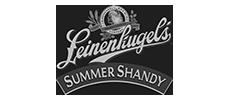 Grayscale-Leinenkugel-Summer