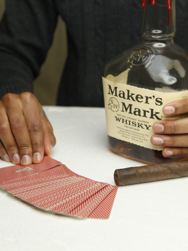 male hand model